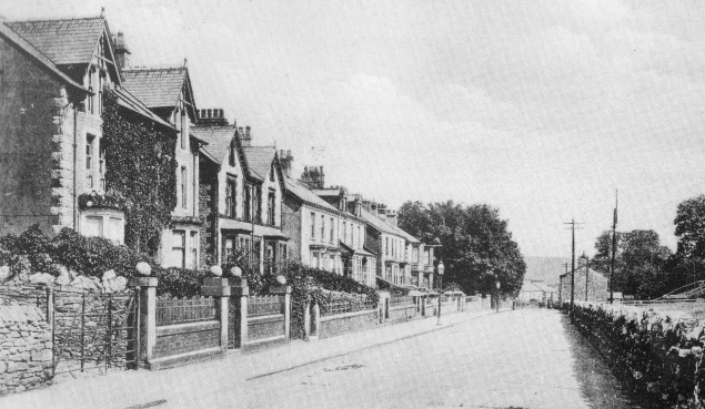 south road 1916