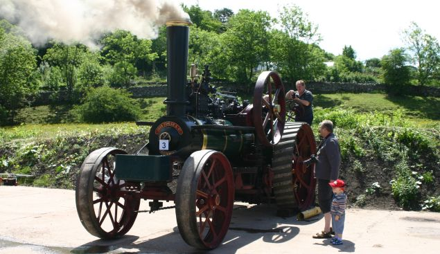 Ayling Traction ENgine
